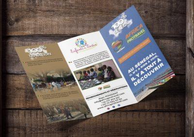 Brochure Africa protravel-verso