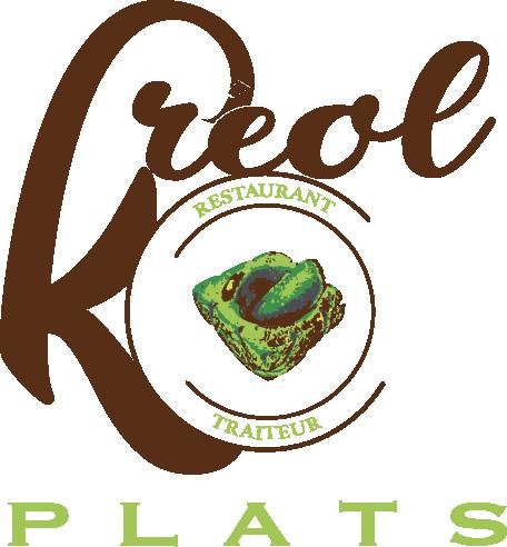 Création de logo : Kréol Plats – Restauration Traiteur – SVrai Création