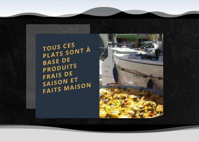 SVrai Création : création site Onepage - lepointudemarius.fr